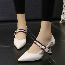 New Pointed High Heels Fashion Shallow Mouth Wild High Heel Sandals for Women