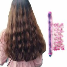 Curl Spiral Ringlets Rollers Tool Long Hair Curlers Water Ripple Hair Divider