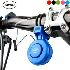 TWOOC Bicycle Electric Bell USB Charge Bike Cycling 120db Handlebar Ring Horn