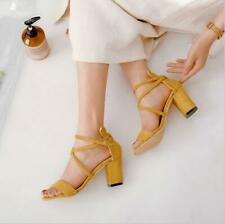Sexy Womens Heels Ankle Strap High Heels Open Toe Hot Summer Party Dress Sandals