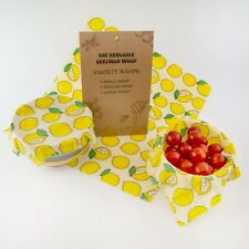Hyland's Bees Knees Reusable Beeswax Wrap