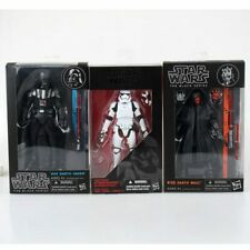 Star Wars Darth Vader Storm Trooper Darth Maul PVC Action Figure Collectible