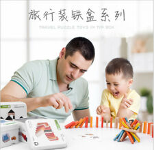 25Pcs/23Pcs/10Pcs Kids Desk Building Block Toy Play House Puzzle Game 4-6 Years
