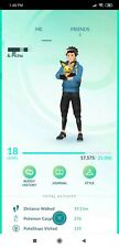 POKEMON GO - MINI PTC ACCOUNT WITH SHINY FLOWERS PICHU OR REGISTERED TRADE