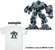 Transformers Ironhide stand Boy Child Kid T-Shirt
