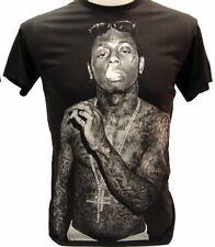 LIL WAYNE Free Weezy Young Money T-Shirt CD S-M-L-XL