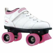 Chicago Bullet Speed Cut Roller Skate, White sizes 1-10