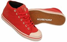 Kustom Erica Women's Casual Trainers Red - Var Sizes