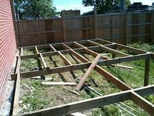 Timber Decking Joist SEE LISTING FOR SIZES