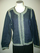 Victor Costa Occasion Jacket with Embellishment
