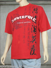 Southpole Authentic T Shirt in Red Small & Medium. BNWT