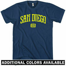 SAN DIEGO T-shirt - Area Code 619 - California XS-4XL