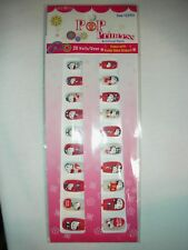 BRAND NEW AUTHENTIC HELLO KITTY NAIL TIPS