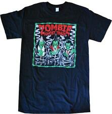 Zombie Ghost Train- Body Bags- Rock Tee