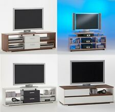 "Large Wood Finish TV Stand/HiFi Unit for 32""+ & Plasma"