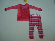 BABY GAP Girl's Pink Cat/Princess Pajama's Size 12-24 mos, 2 Years & 4 Years NWT