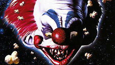 killer clown from outer space Poster