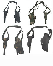 Pistol / revolver shoulder holster from MFH, choice of colours, Left and right