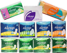 Always Maxi Pads, Ultra Thin Pads, Pantiliners, Flexi-Wings, LeakGuard, (2 Pack)