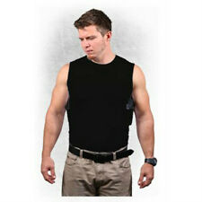 Concealment Tee Shirt W/out Holster, Holster Shirt, Packin Tee, White or Black