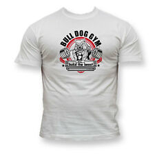 T-Shirt MMA. BULDOG GYM- Ideal for Gym,Training,MMA Fighters,Sport,Casual wears!