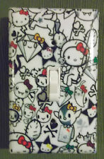 HELLO KITTY CUSTOM LIGHT SWITCH PLATE COVER