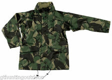 Army DPM Jacket. Lightweight Fortex Breathable Fabric Waterproof, Windproof.