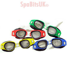 Swimming Goggles Ultra-Clear Polycarbonate Lens CE Pool Beach 4 Colours - Osprey