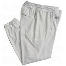 NWT Womens UNDER ARMOUR HeatGear RBI Softball Pants-GRAY or WHITE-MSRP $49.99