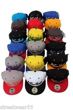 American City New York Teams Flat Peak Baseball Snapback Hip Hop Caps