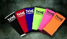 TWINS ANKLE GUARD SUPPORTS MMA THAI BOXING UFC BLUE BLACK RED NEW