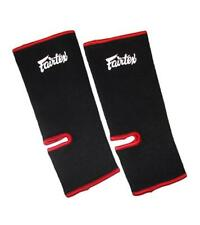 Fairtex Muay Thai Kick Boxing Ankle Supports MMA Thai Boxing foot guards
