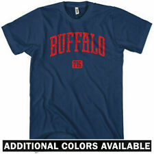 BUFFALO 716 T-shirt - Area Code 716 - New York Bills Sabres Bisons - NEW XS-4XL