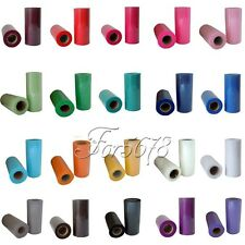 """TULLE Roll Spool 6""""x25yd Tutu Wedding Gift Craft Party Bow 6""""x75'Colours Pick"""