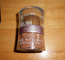 1 LOREAL TRUE MATCH & BARE NATURALE mineral makeup CHOOSE SHADE new.sealed