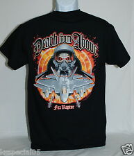 USAF F22 RAPTOR T-SHIRT- FIGHTER JET