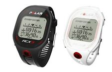 Polar RCX3 White or Black Heart Rate Monitor 3 Pack Choices GPS / Run / Bike
