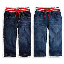 "NWT Vaenait Baby Toddler's Bottom Denim Jeans Pants""Blue Jeans""(6Months-5 Years)"