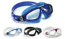 AquaSphere SEAL XP Mask Swim Training Diving Triathlon ADULT Goggle Anti-Fog NEW