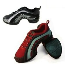 "SANSHA ""ELECTRON"" Dance, Exercise split sole ADULT Sneaker, Trainer spin spot"
