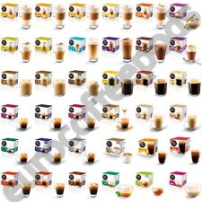 Nescafe Dolce Gusto Coffee Capsules - 24 Flavours to choose from. Box of 16 Pods