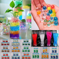 20 bags Wedding Table Centrepiece Bio Gel Balls For Vases Decorations Multiple c