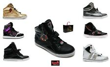 Pastry Womens Girls Hello Kitty High Top Trainers Various Styles and Colours £40
