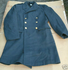 GENUINE SWEDISH AIRFORCE M60 DOUBLE BREASTED GREATCOATS - ALL NEW