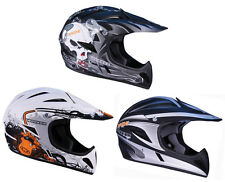 Worker Downhill Fahrradhelm 3ride - BMX, Freeride, Downhillhelm versch. Designs