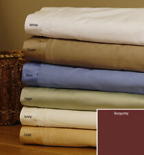 Super Quality Bedding Collection 1000TC 100%Egyptian Cotton Select Item& Size