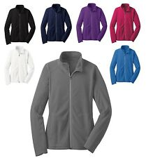 JACKET, ANTI-PILL MICROFLEECE, FULL ZIP UP, POCKETS, 5 COLORS!  XS-L XL 2X 3X 4X