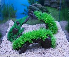 AQUA DECO BIORB NANO AQUARIUM MOSS TREE STUMP MEDIUM ORNAMENT PLANT DECORATION