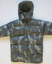 NWT Kid's Bubble Puffer Jacket WARM Camouflage Winter Coat ALL SIZES fleece-line