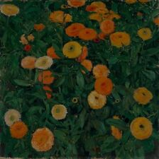 Photo Print Reproduction Marigolds Koloman Moser Other Sizes Avail